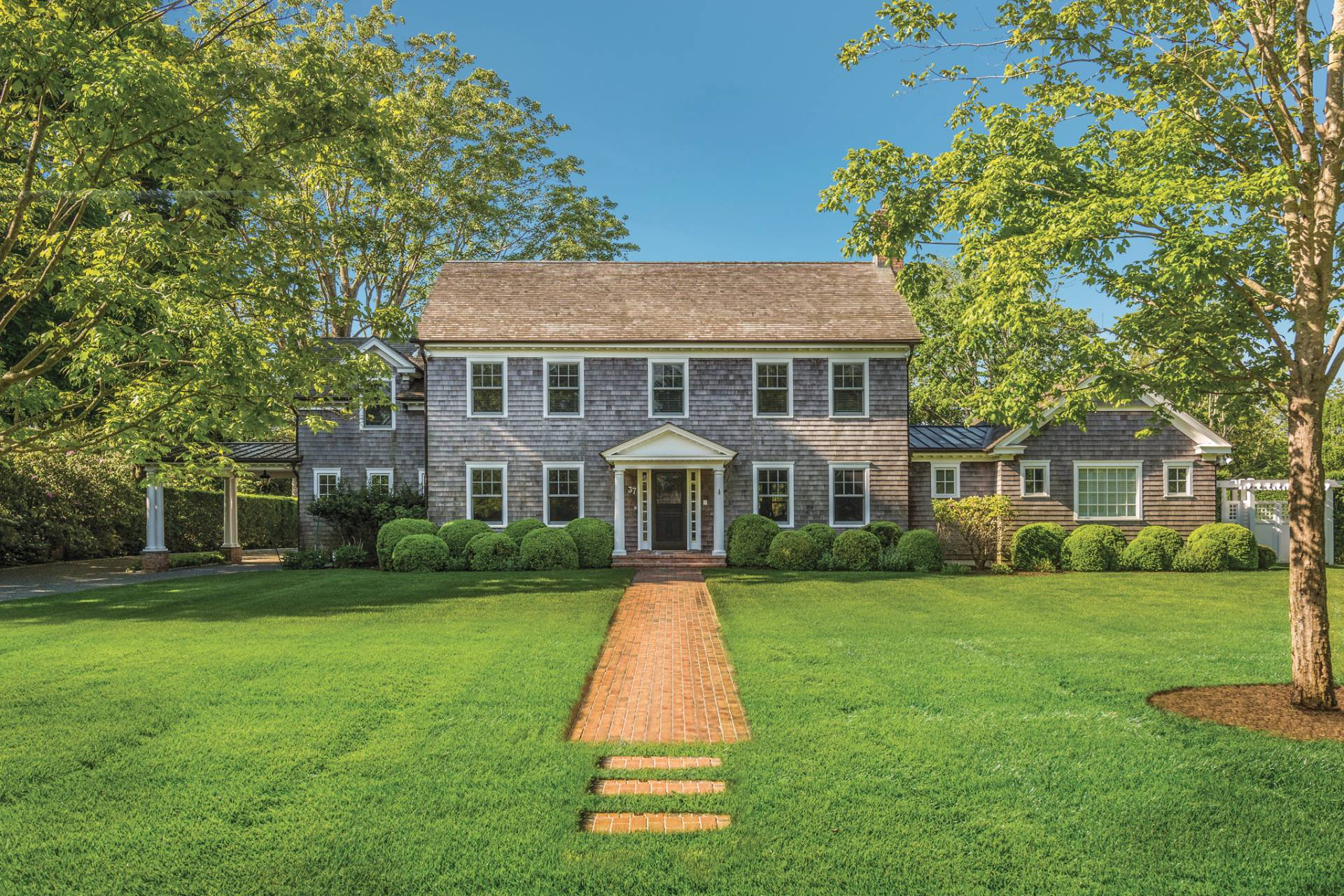 Single Family Home for Sale at East Hampton Village 37 Davids Lane, East Hampton, New York