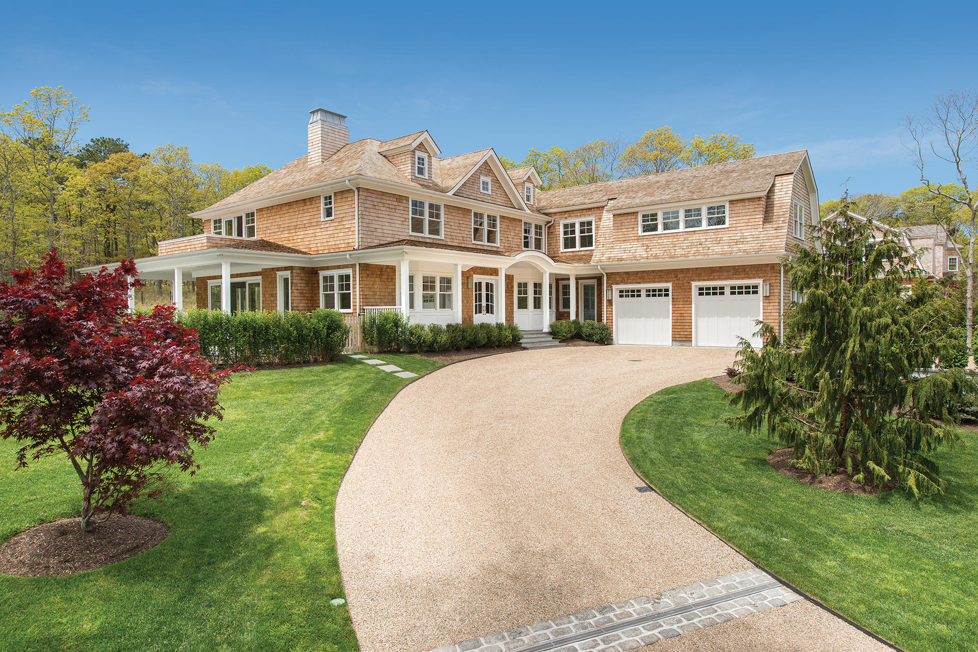 Single Family Home for Sale at New Construction With Private Backyard 2 Rose Court, Southampton, New York