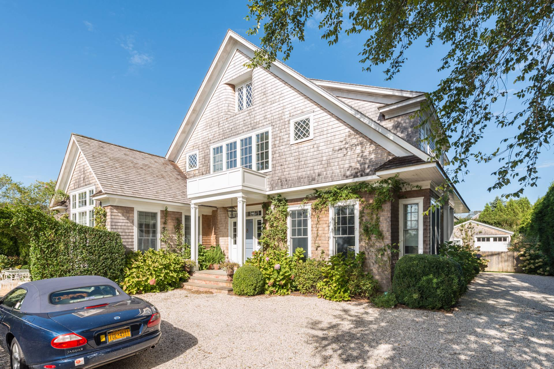 Single Family Home for Rent at Southampton Village Masterpiece Southampton, New York