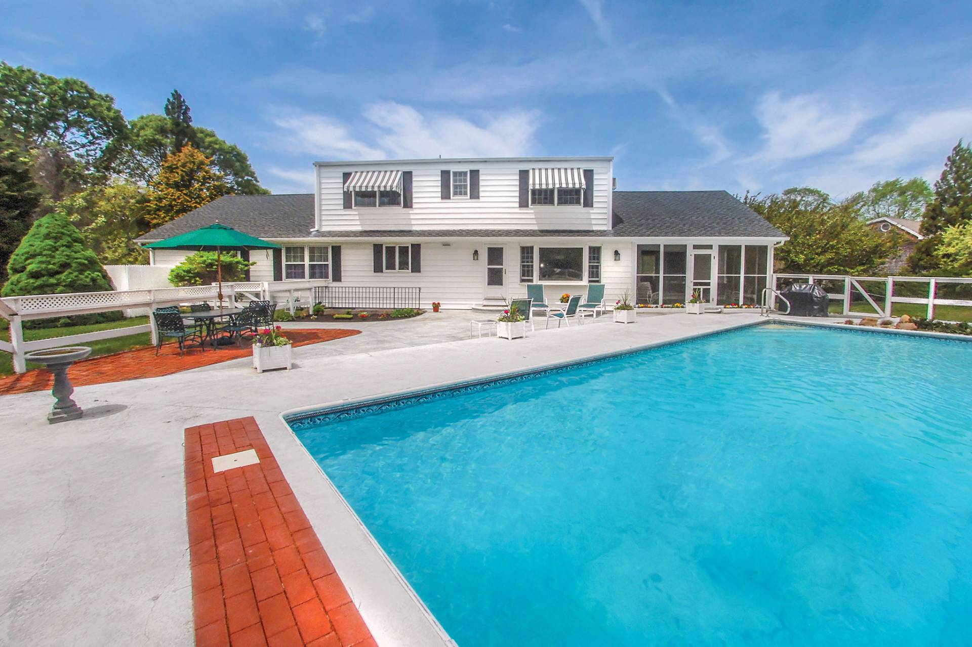 Single Family Home for Sale at Bayfront With Pool In Estate Section Shelter Island 16 Westmoreland Drive, Shelter Island, New York