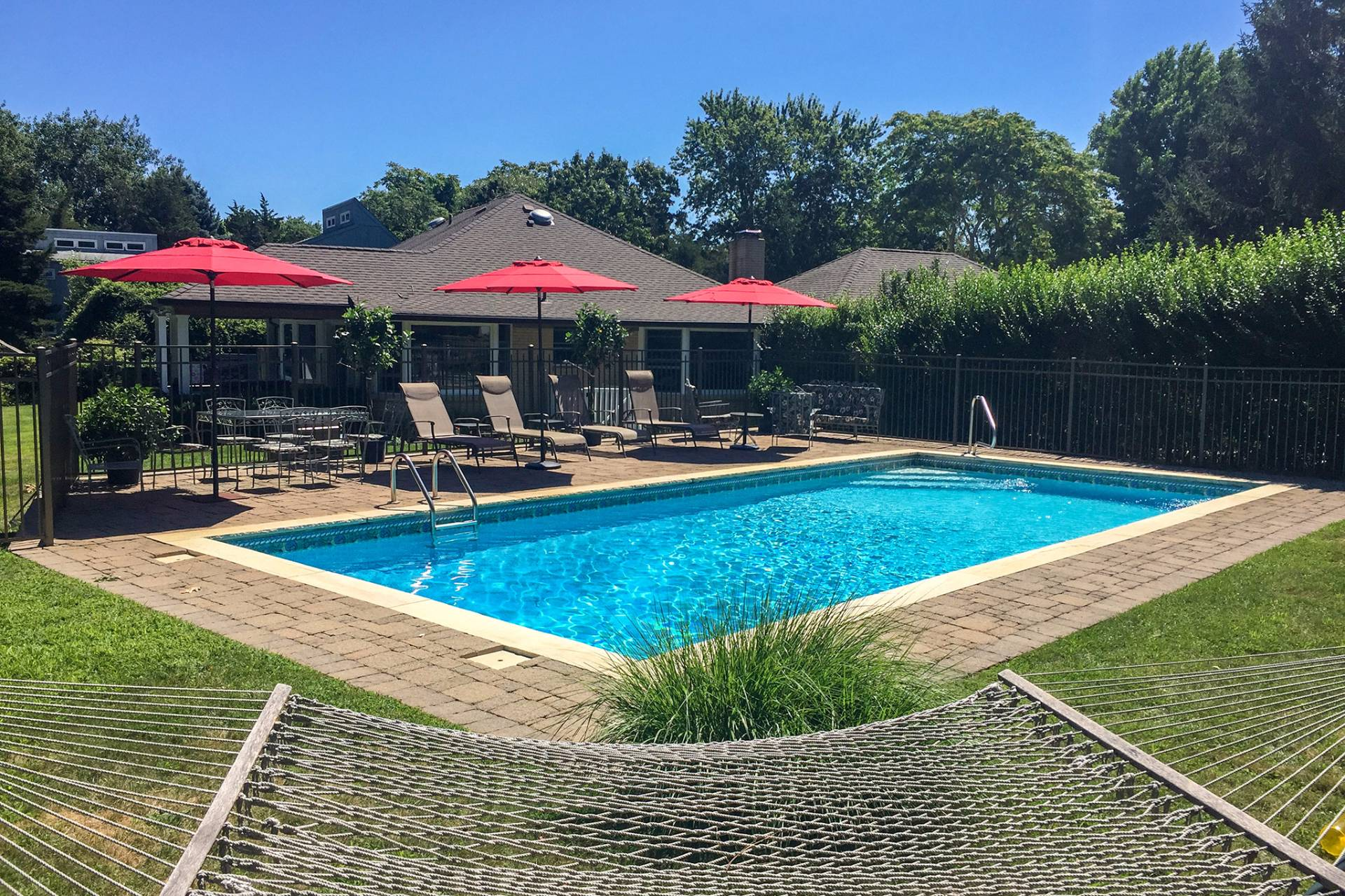 Single Family Home for Rent at Shelter Island Waterfront With Dock And Pool Shelter Island, New York