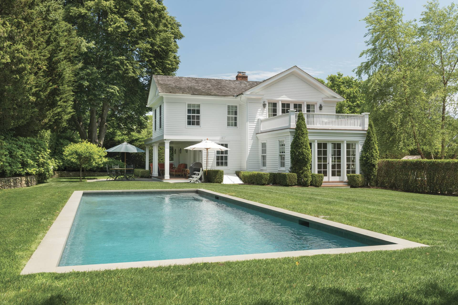 Single Family Home for Sale at Ocean Road Perfection 94 Ocean Road, Bridgehampton, New York