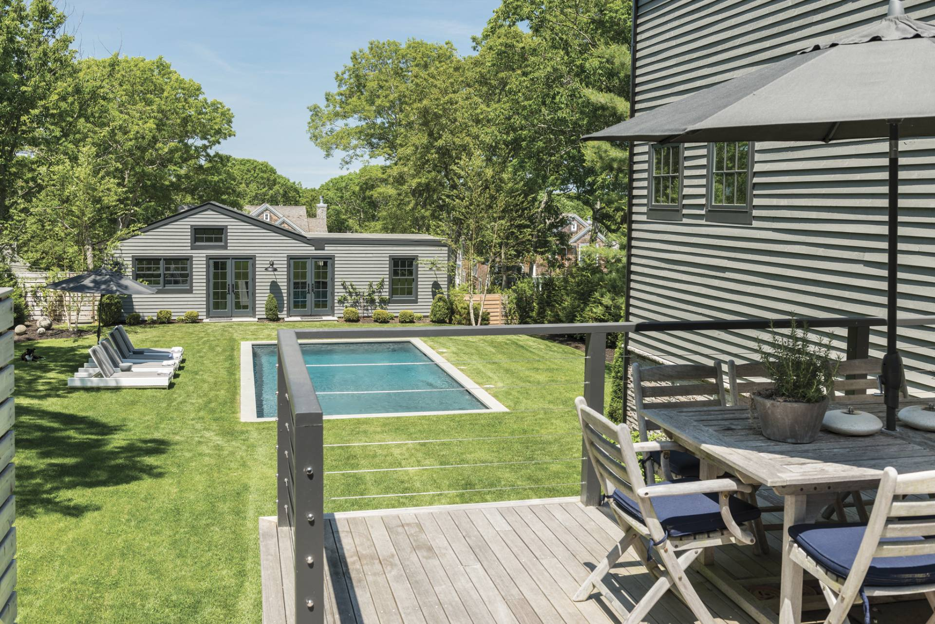 Additional photo for property listing at Designer's Own In Sag Harbor Village 22 Carver Street,  Sag Harbor, New York