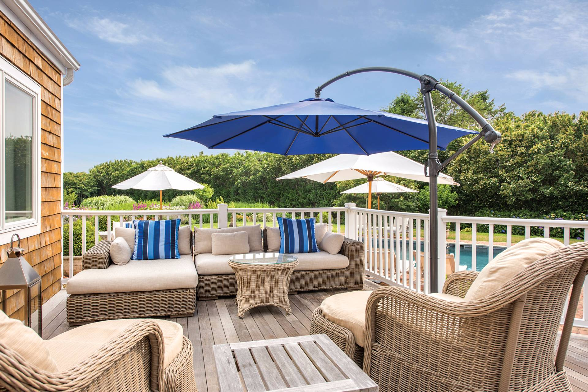 Additional photo for property listing at Sagaponack Private Oasis  Sagaponack, Nueva York