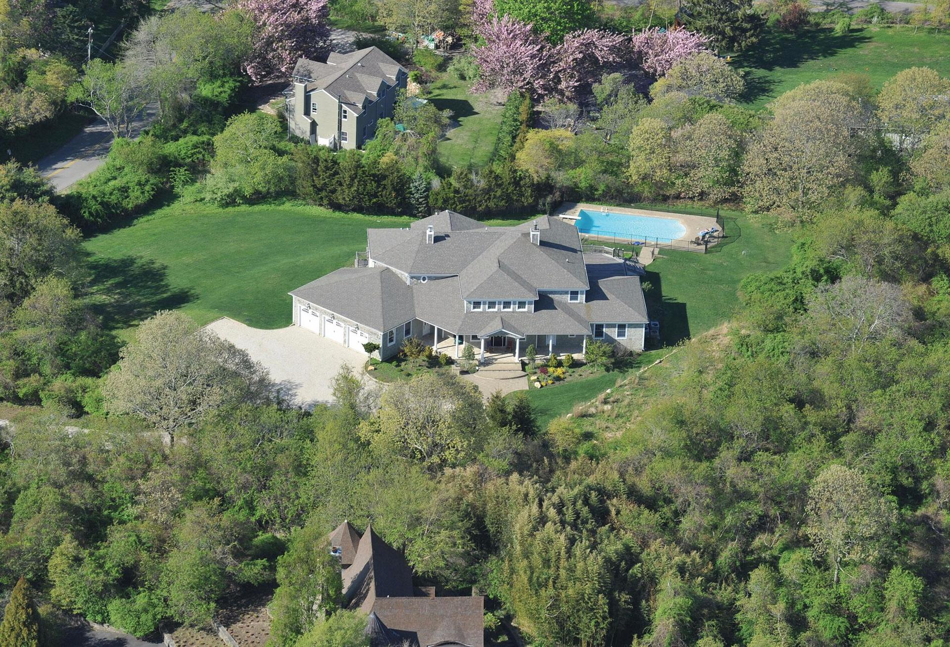Single Family Home for Sale at Unmatched Privacy & Views In Montauk 42 Foxboro Road, Montauk, New York