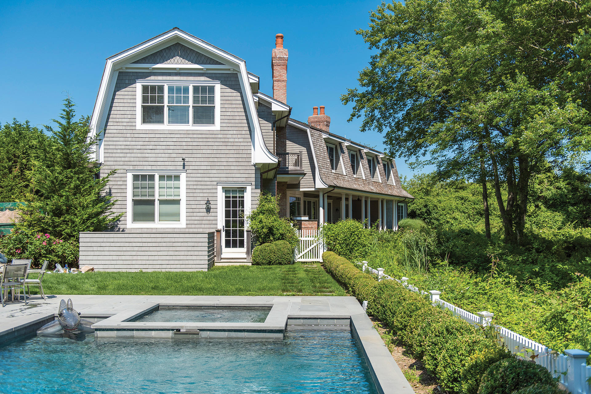 Additional photo for property listing at Waterfront Rental In Sagaponack  萨加波纳克, 纽约州
