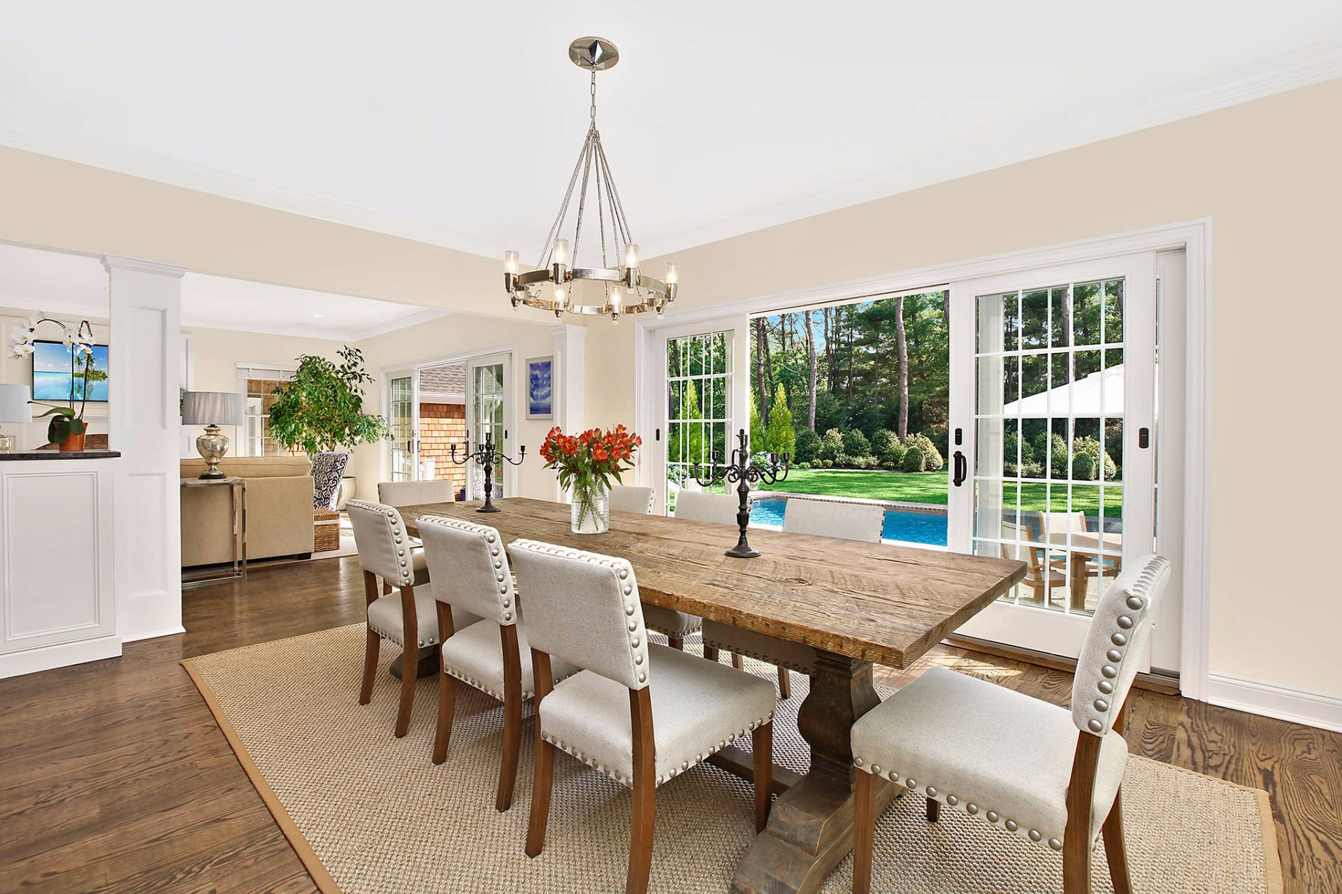Additional photo for property listing at New Home New To The East Hampton Market  东汉普顿, 纽约州