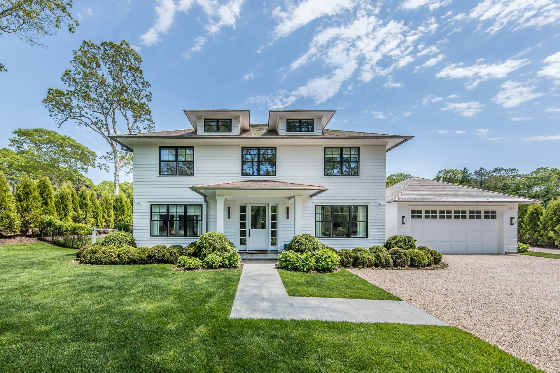 Single Family Home for Sale at East Hampton New Construction East Hampton, New York
