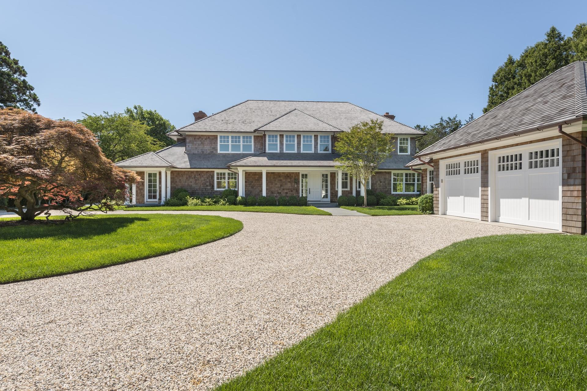 Single Family Home for Sale at Elegance And Tranquility On Heller Lane 12 Heller Lane, East Hampton, New York