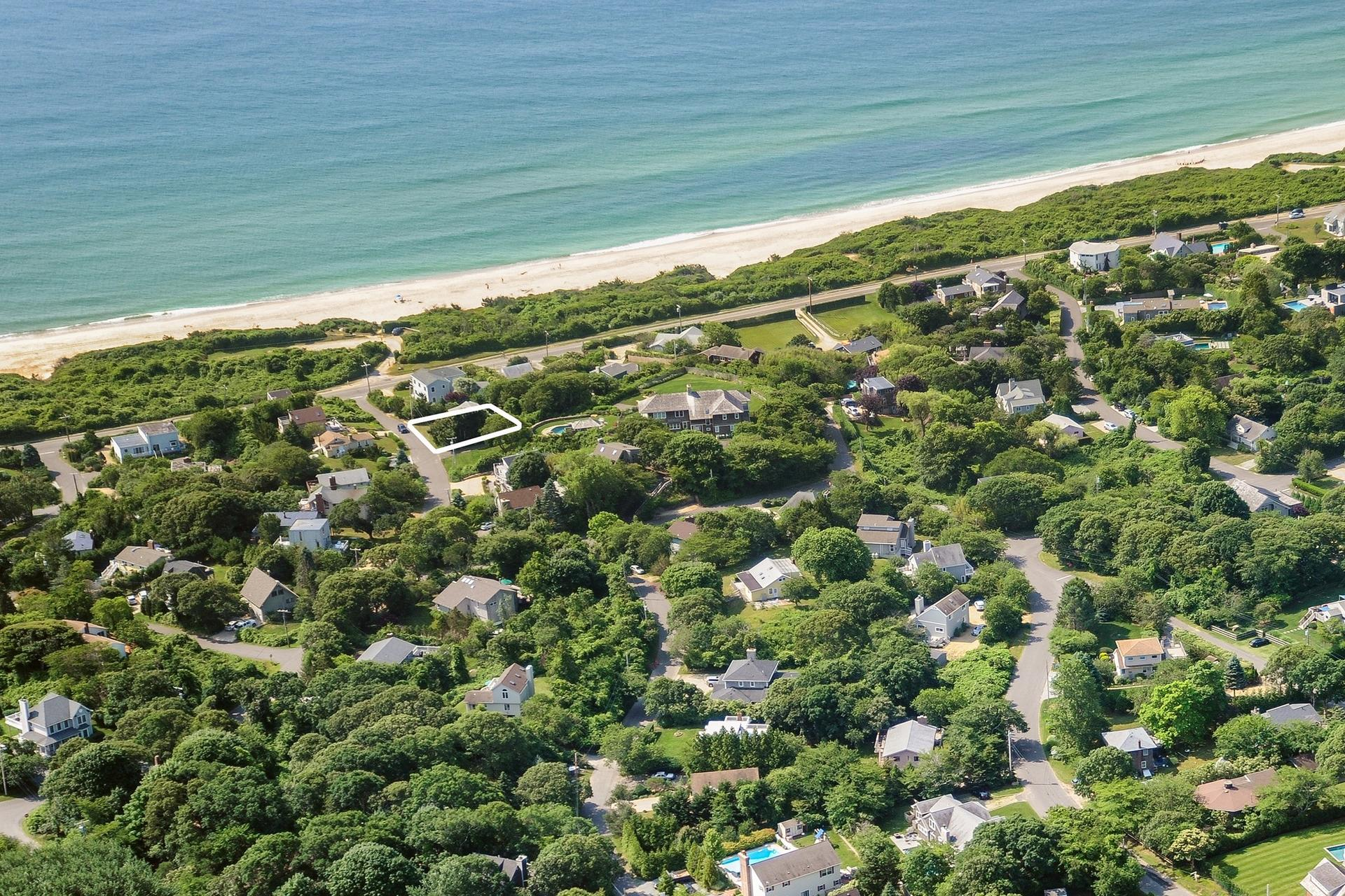 Single Family Home for Sale at Just Built In Hither Hills With Ocean Views Montauk, New York