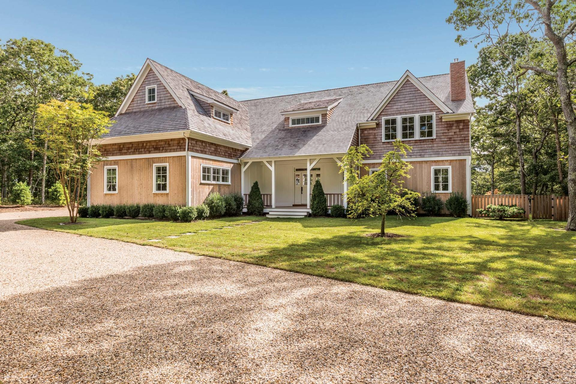 Single Family Home for Sale at Beautiful New Construction On 2.7 Acres 54 Towhee Trail, East Hampton, New York