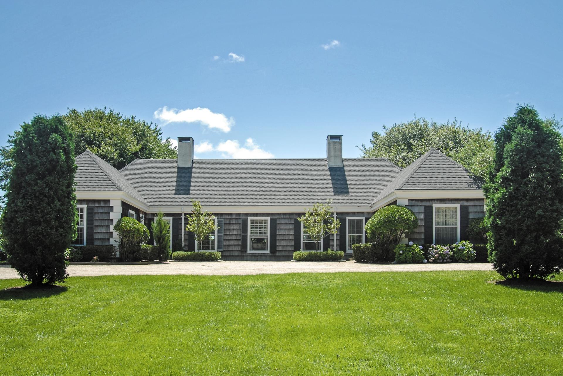 Single Family Home for Sale at Water Mill, Exclusive Cobb Isle Road Water Mill, New York