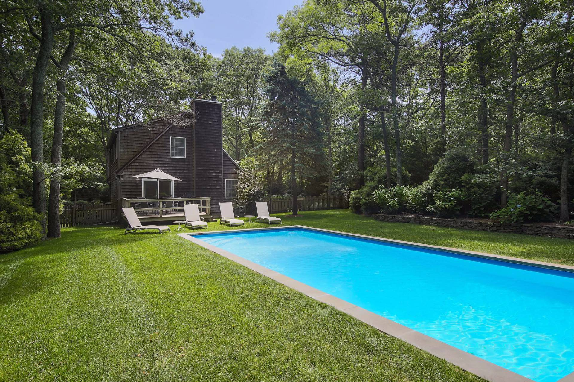 Single Family Home for Sale at Modern Vibe, Traditional Cape 12 Wheelock Walk, East Hampton, New York