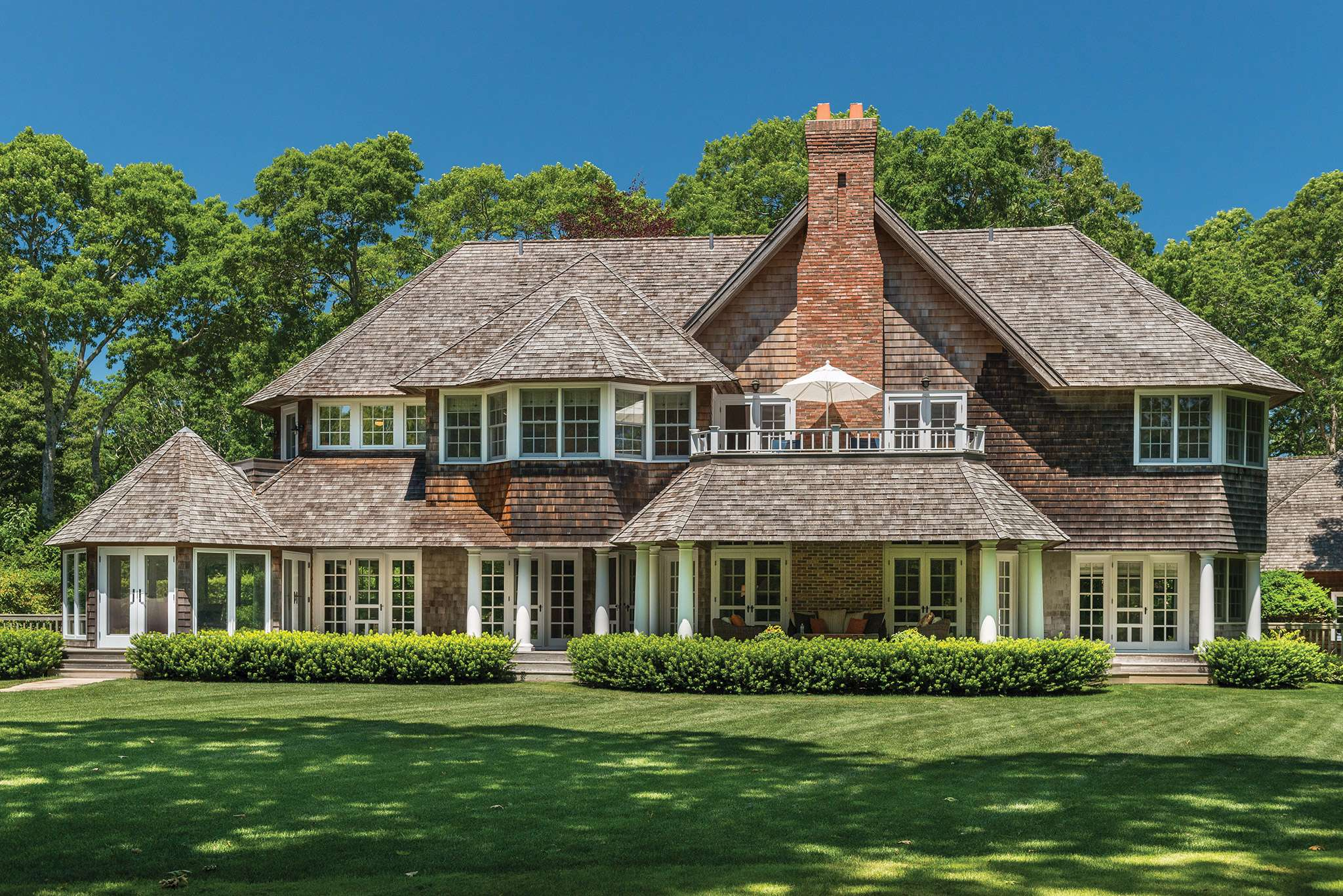 Single Family Home for Sale at Exceptional East Hampton Property 52 Ruxton Road, East Hampton, New York