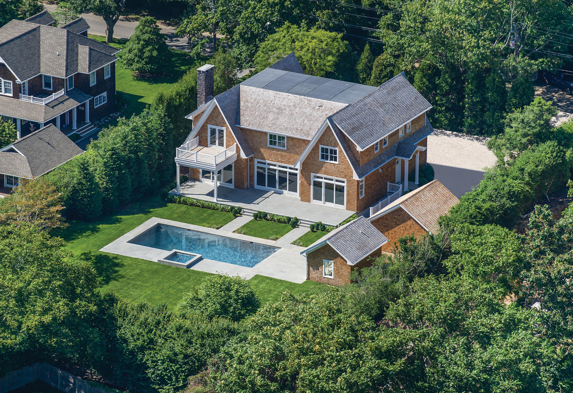 Single Family Home for Sale at New Construction Southampton Village/Large, Beautiful Property 128 West Prospect Street, Southampton, New York