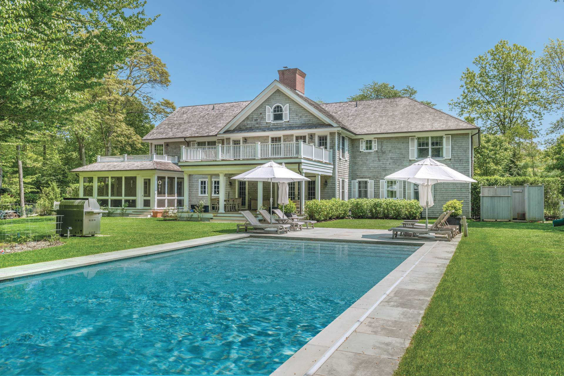 Single Family Home for Sale at Dream House 18 Old Orchard Lane, East Hampton, New York