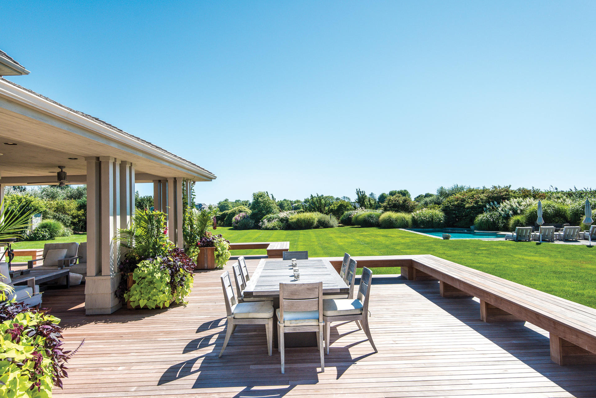 Additional photo for property listing at Superlative Sagaponack South Estate 836 Sagg Main St,  Sagaponack, New York