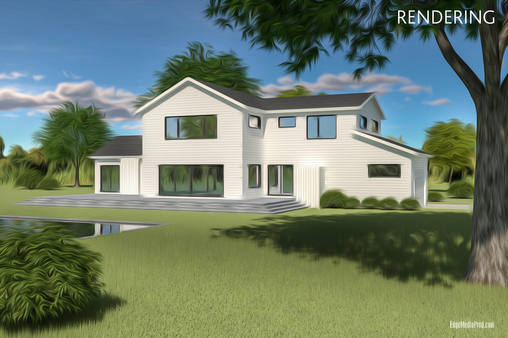 Single Family Home for Sale at Sag Harbor Village New Construction 41 Montauk Avenue, Sag Harbor, New York