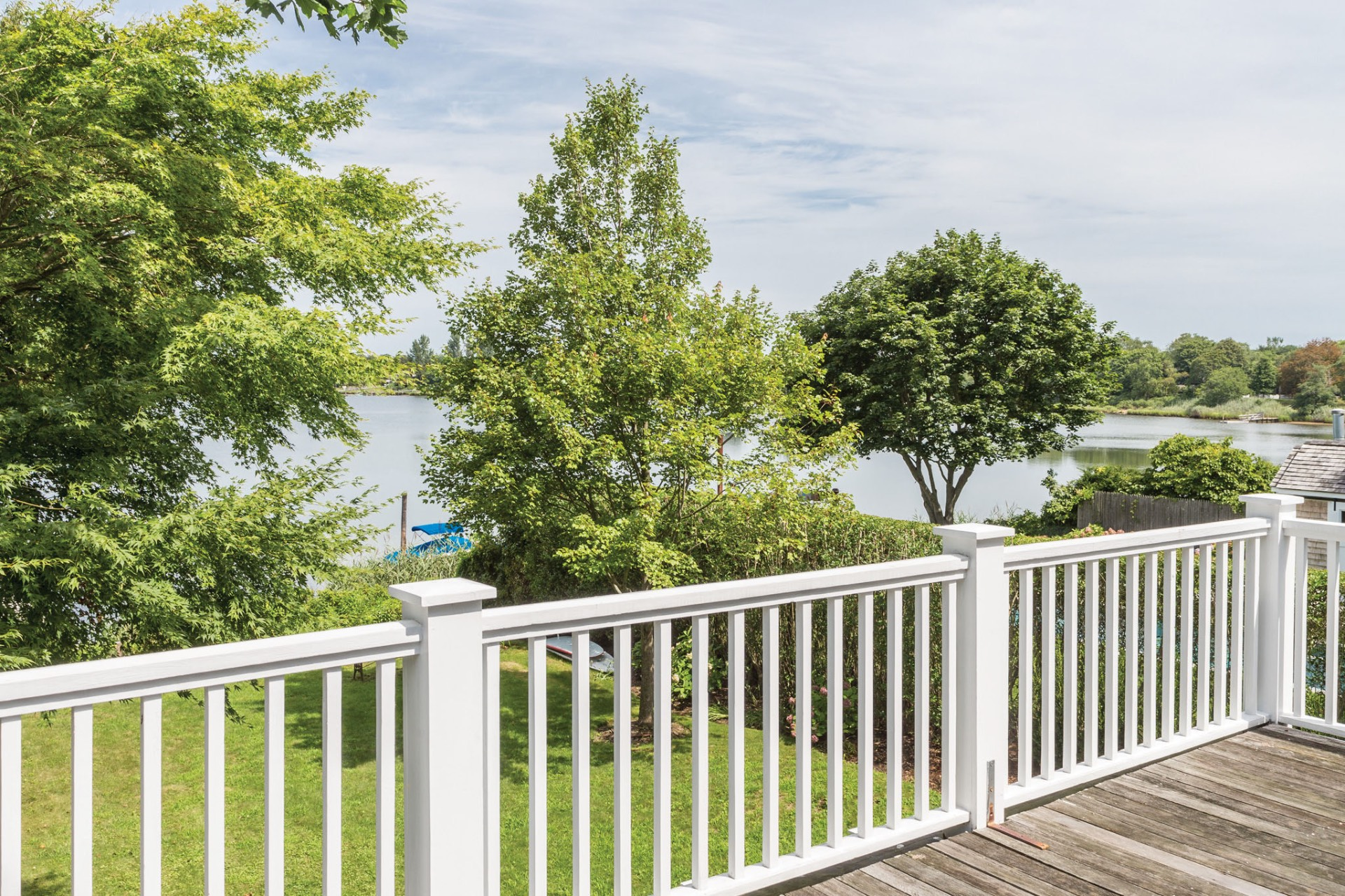 Additional photo for property listing at Quintessential Sag Harbor Waterfront 52 John Street,  Sag Harbor, New York