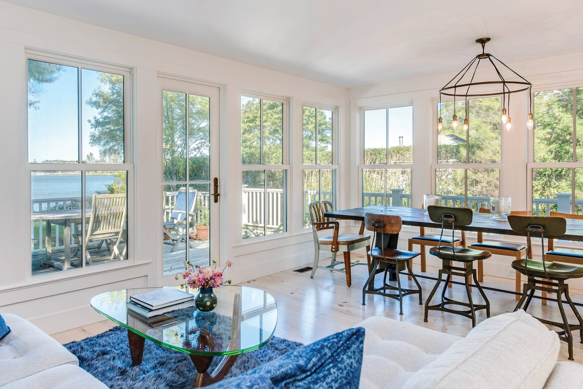 Single Family Home for Sale at Quintessential Sag Harbor Waterfront 52 John Street, Sag Harbor, New York