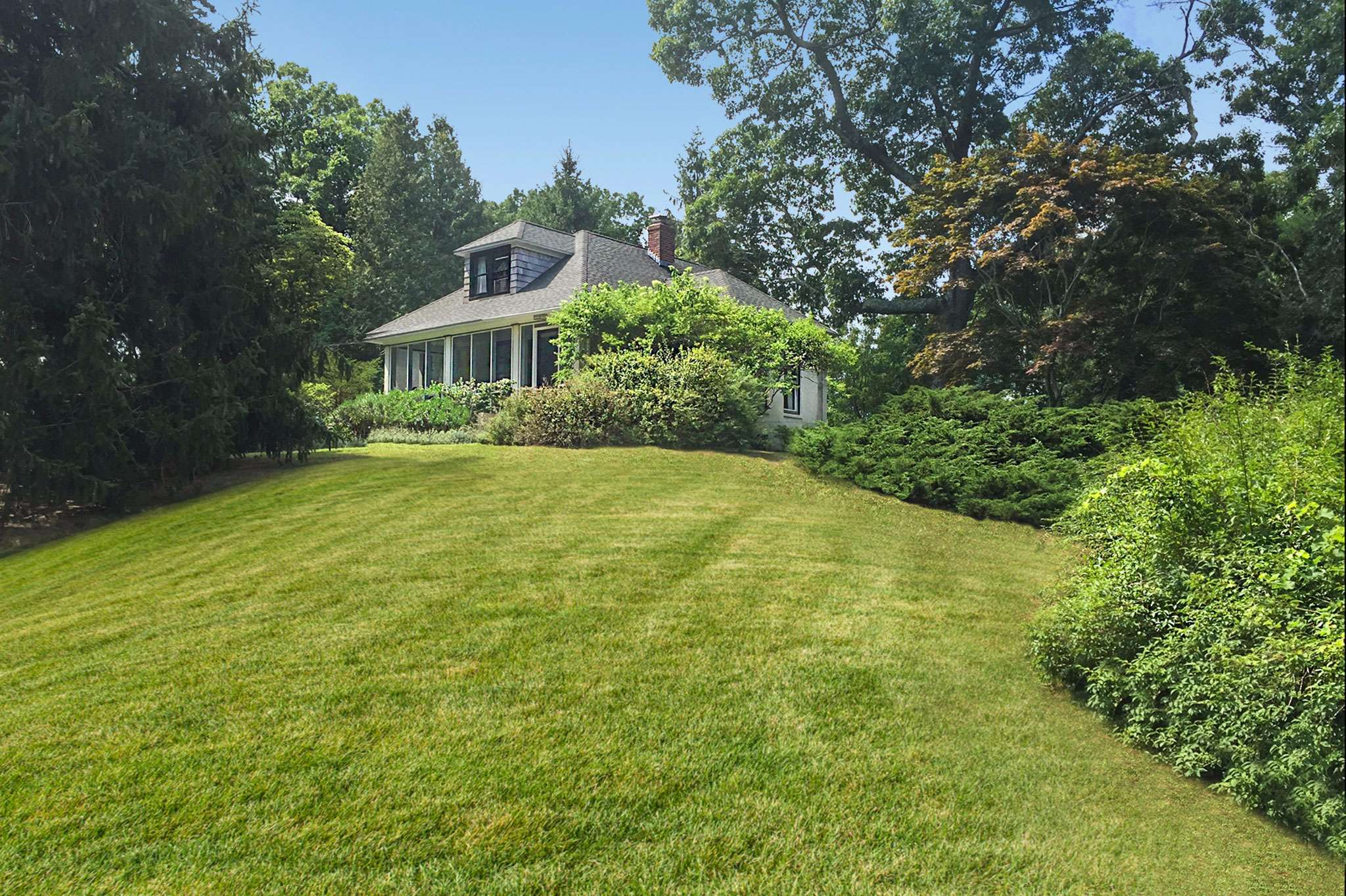 Single Family Home for Sale at Rarely Available - One Of The Largest Village Lots 46 Palmer Terrace, Sag Harbor, New York