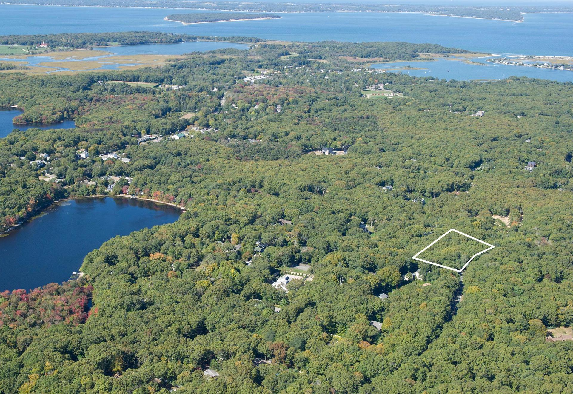 Land for Sale at Hamptons Building Lot 27 Woodbine Place, Southampton, New York