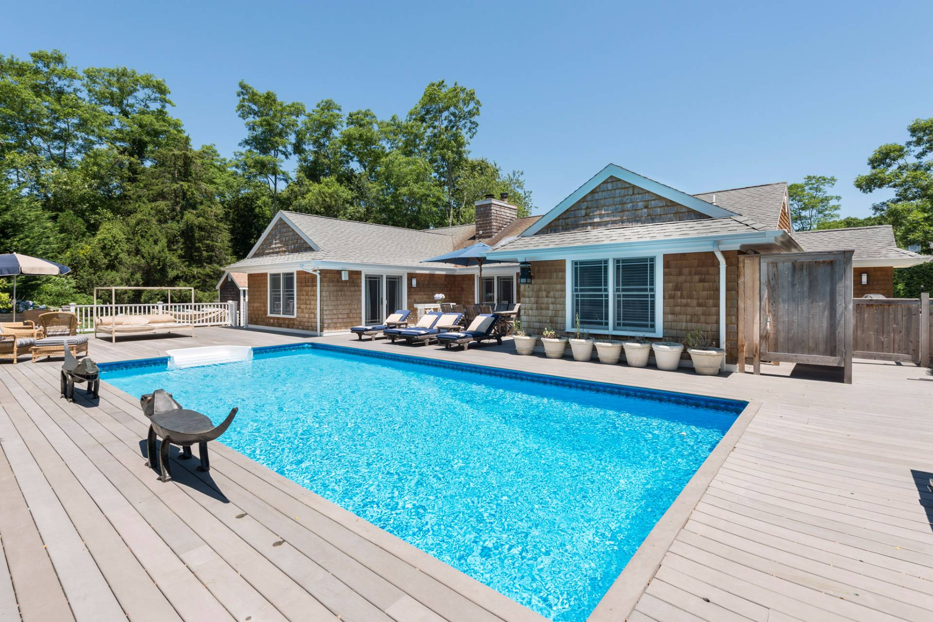 Single Family Home for Sale at Bridgehampton Bright And Beautiful 82 Beckys Path, Bridgehampton, New York