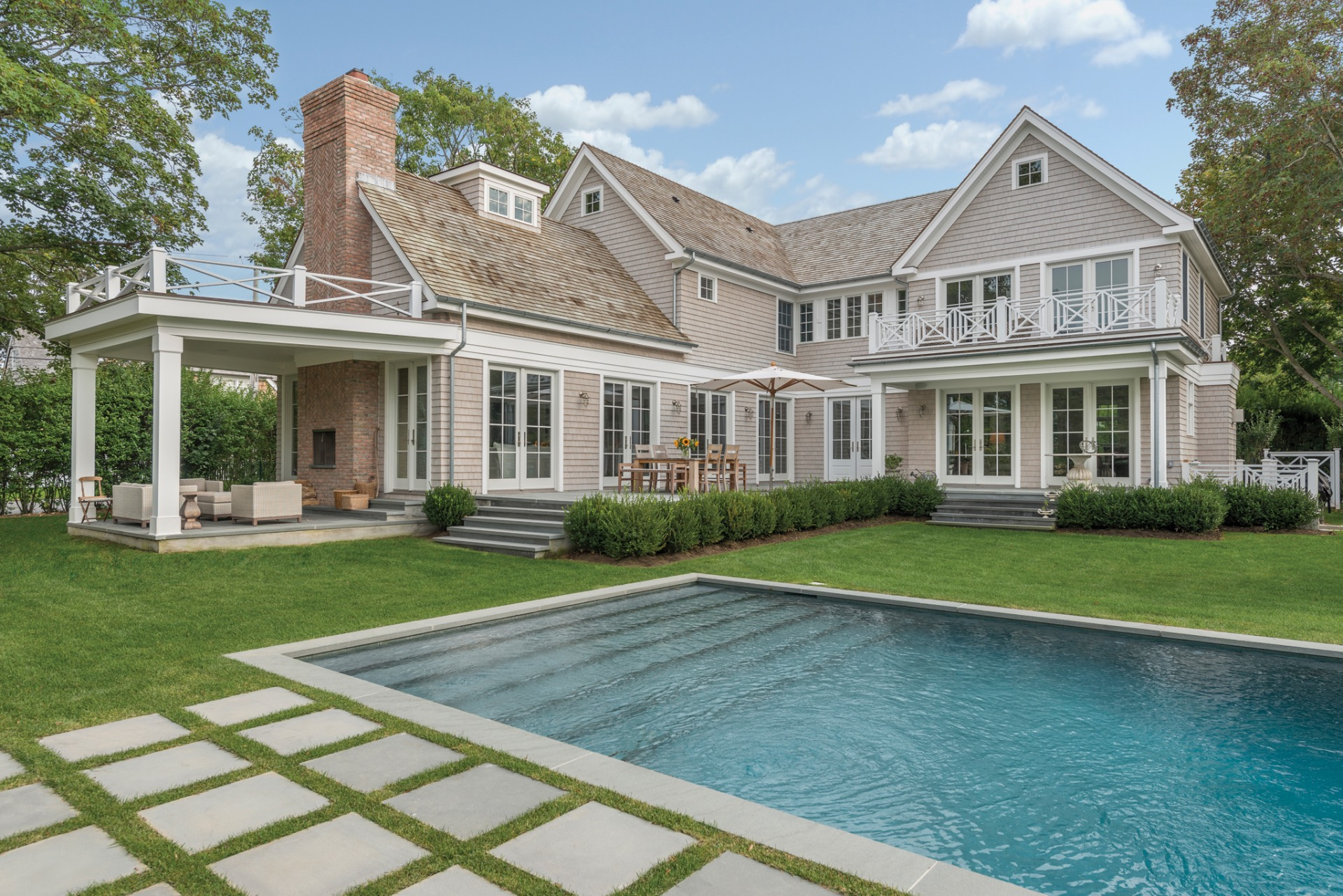 Casa Unifamiliar por un Alquiler en Brand New And Ready For You Bridgehampton, Nueva York