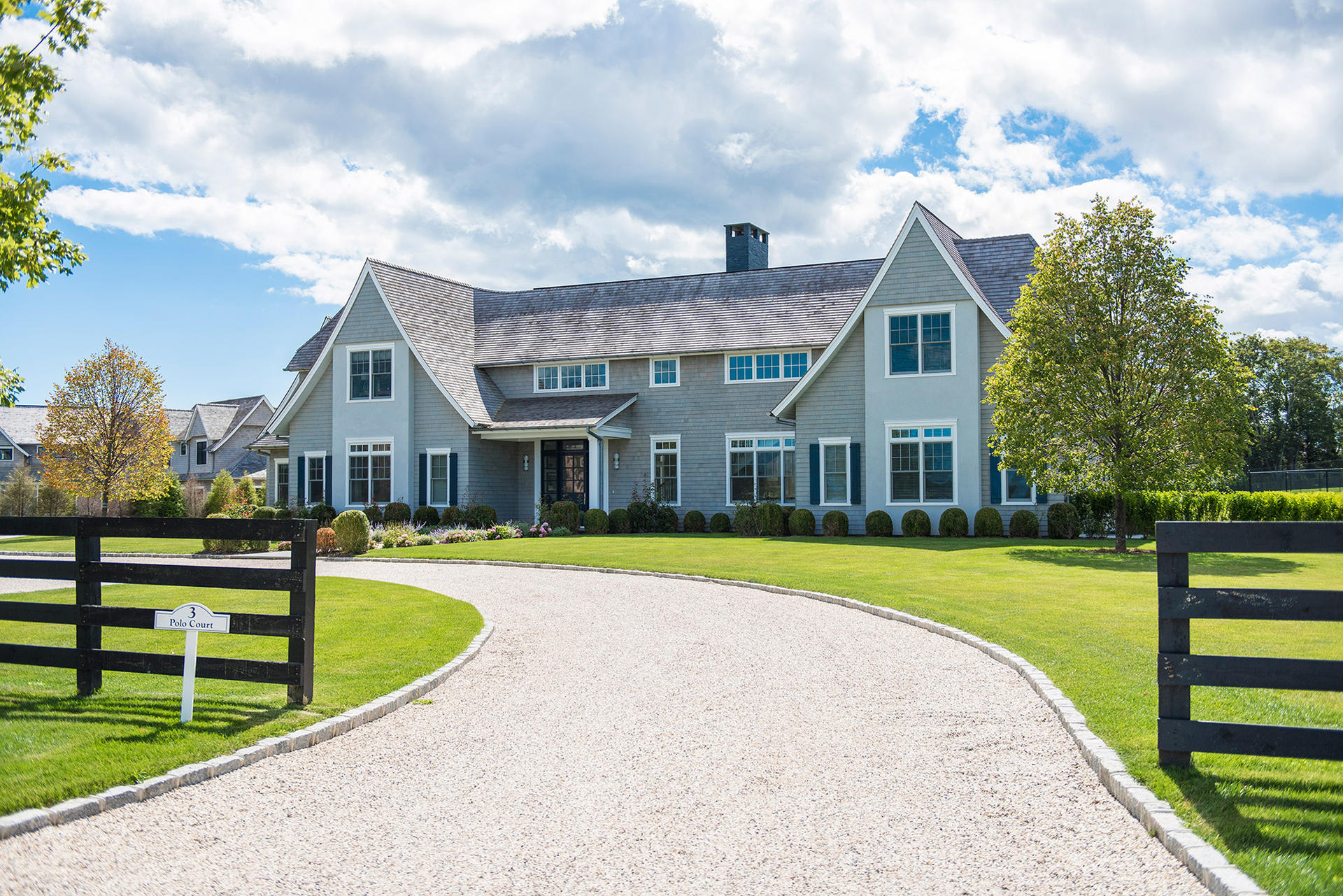 Single Family Home for Sale at Bridgehampton Horse Country Estate 3 Polo Court (Lot 2), Bridgehampton, New York