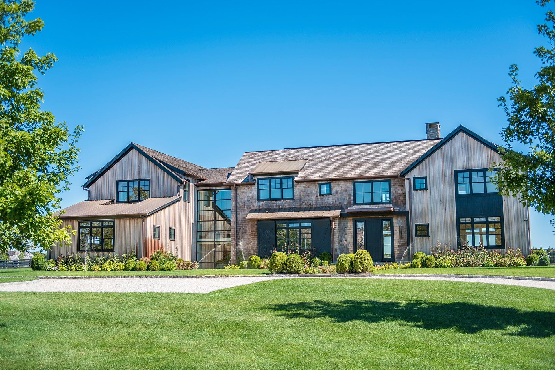 Single Family Home for Sale at Private Estate In An Equestrian Setting 4 Polo Court (Lot 5), Bridgehampton, New York