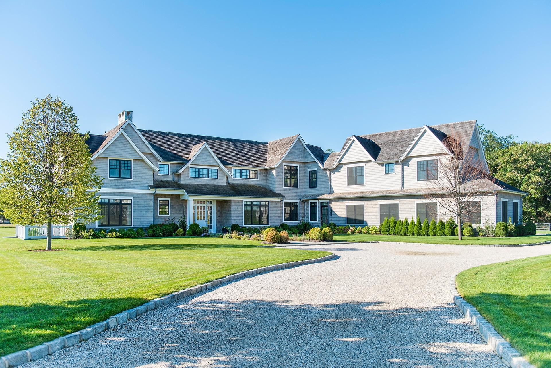 Single Family Home for Sale at Bridgehampton Horse Country Estate 5 Polo Court (Lot 3), Bridgehampton, New York