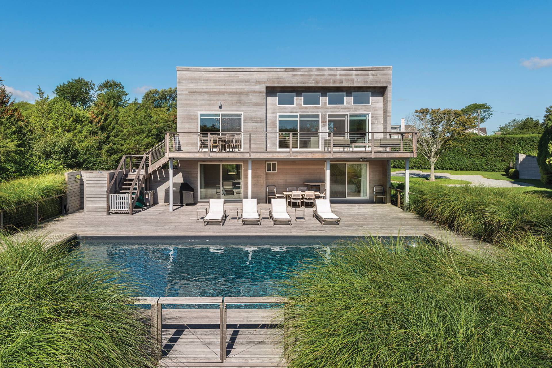 Single Family Home for Sale at Beach Lover's Dream 107 Town Line Road, Wainscott, New York