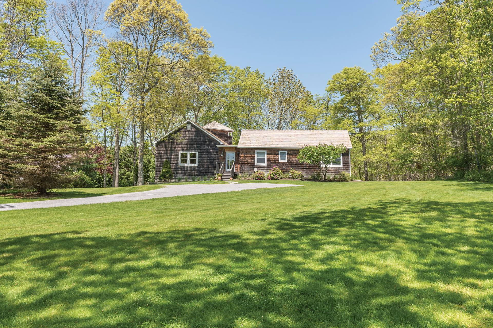 Single Family Home for Sale at Located In Coveted Dune Alpin Association 24 Horseshoe Drive North, East Hampton, New York