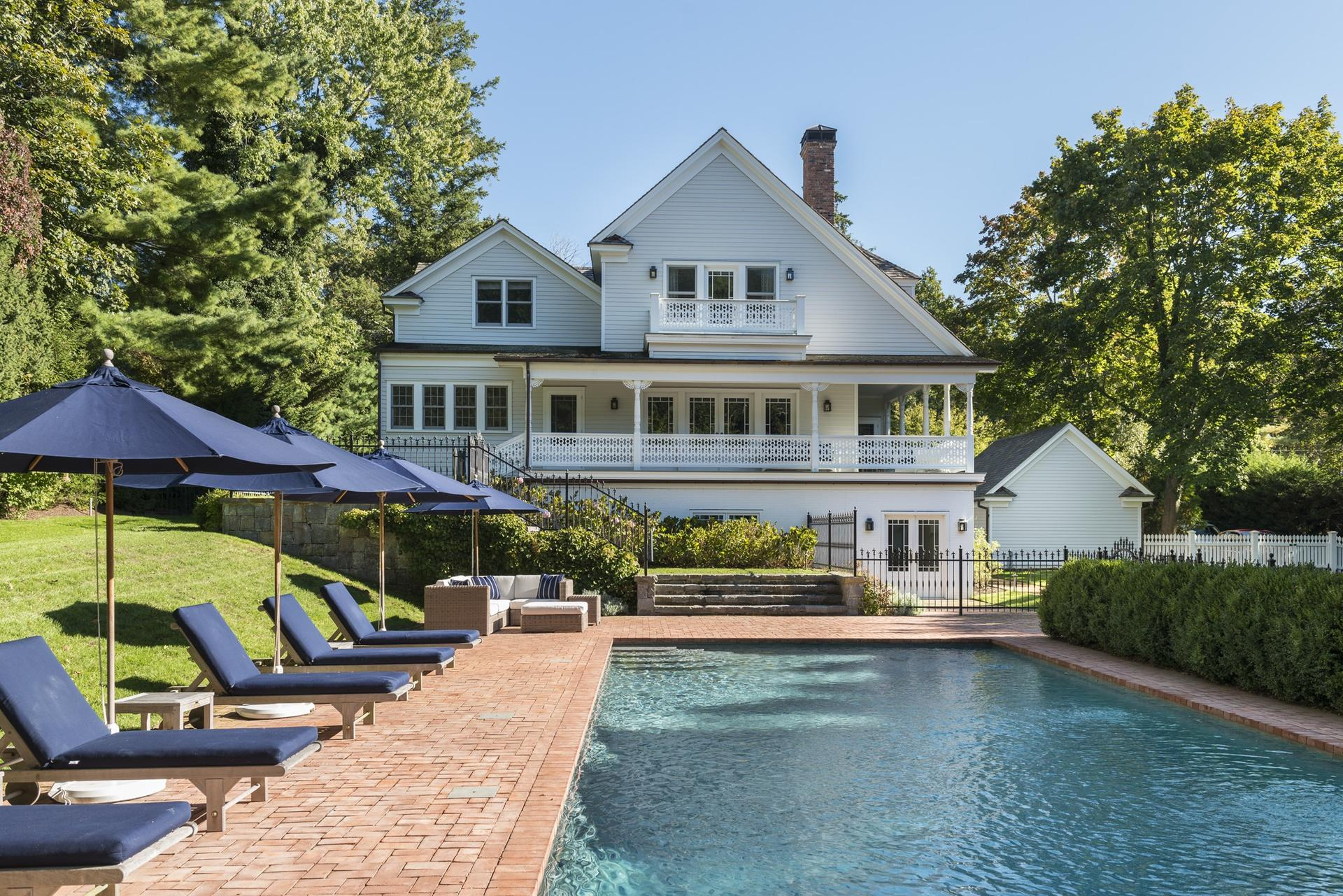 Single Family Home for Sale at Historic Sag Harbor Village 71 Jermain Avenue, Sag Harbor, New York