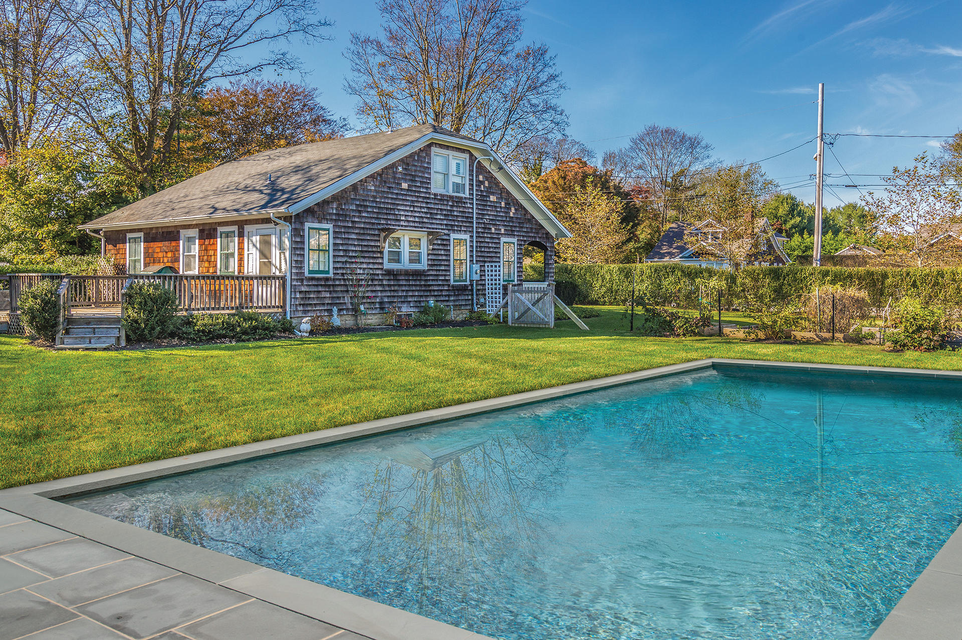 Single Family Home for Sale at Bridgehampton Beauty With Room To Grow 34 Murray Place, Bridgehampton, New York