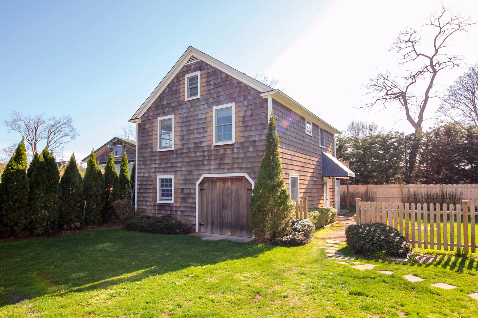 Single Family Home for Sale at Light And Bright Village Cottage Southampton, New York