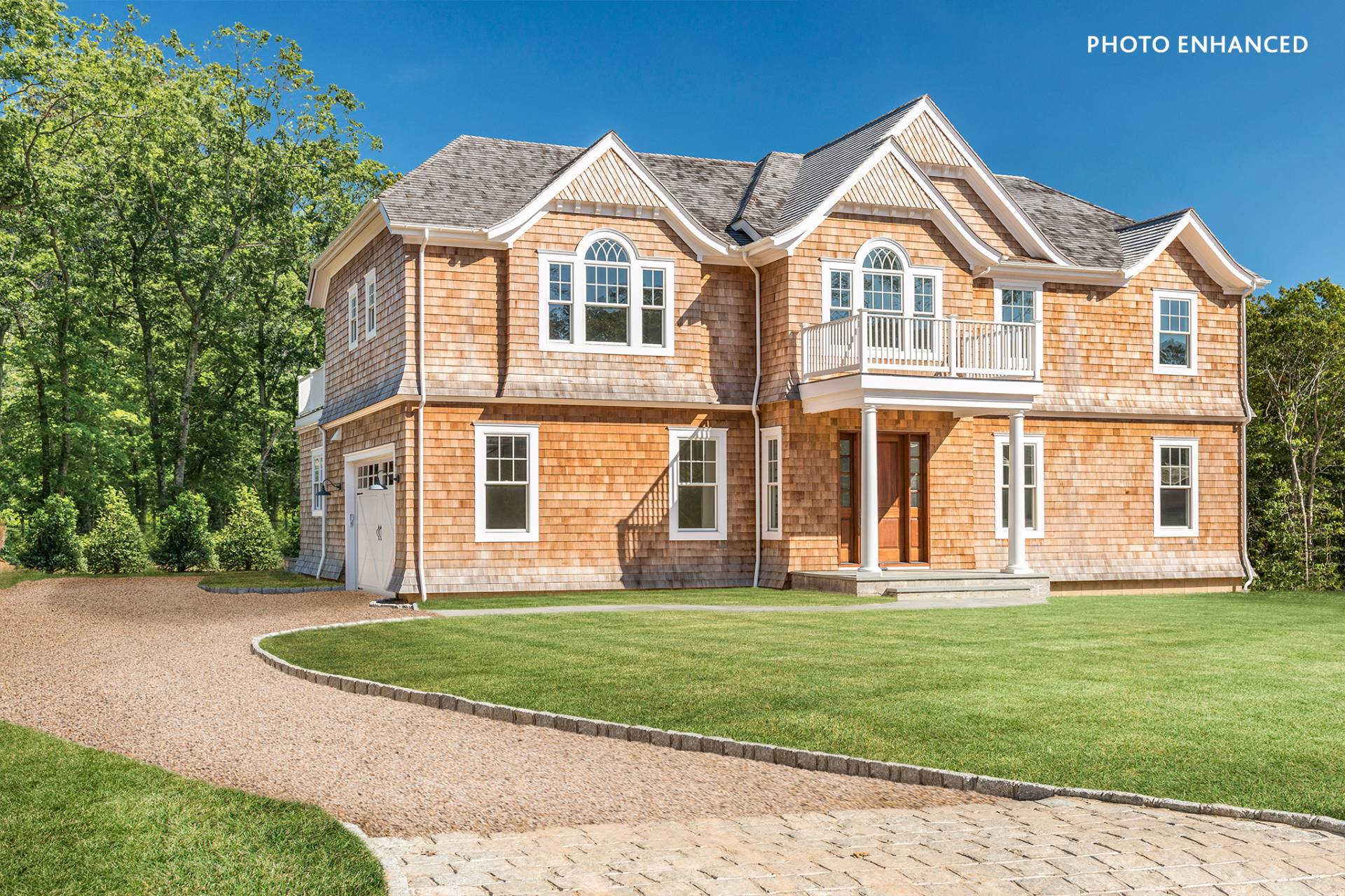 Single Family Home for Sale at Introducing The Cameron At Barn & Vine Bridgehampton. 81 Birchwood Lane, (Lot 21, Cameron), Bridgehampton, New York