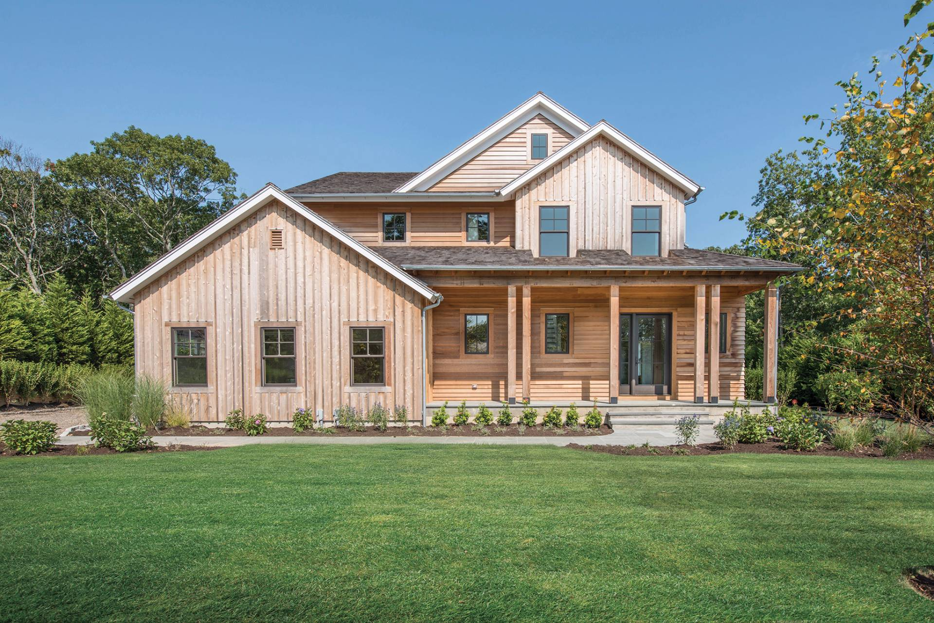 Single Family Home for Sale at The Addison At Bridgehampton's Barn & Vine - A Barn For Today 79 Birchwood Lane, (Lot 22, Addison), Bridgehampton, New York