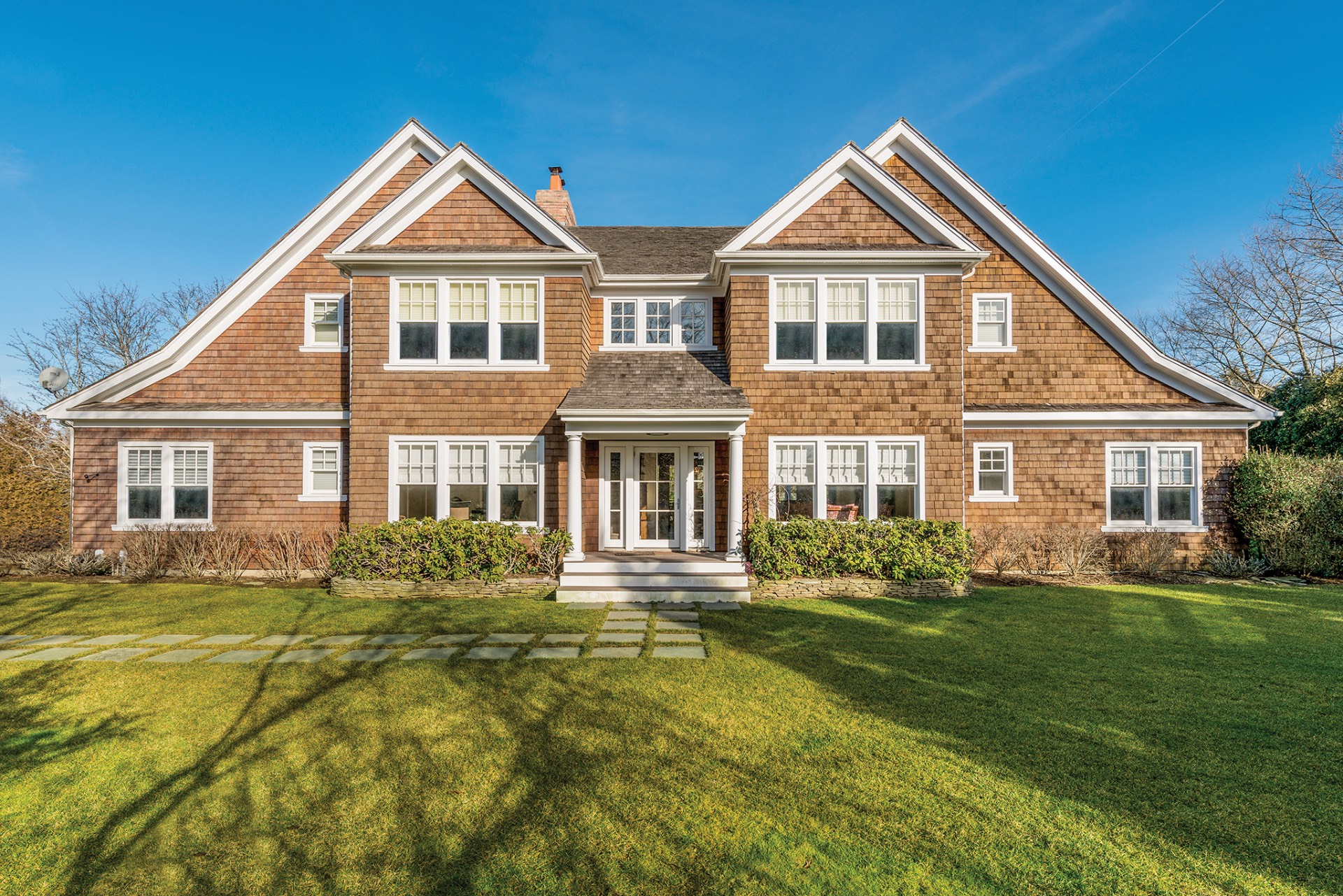 Single Family Home for Sale at Graceful East Hampton South Traditional 8 Amy's Lane, East Hampton, New York