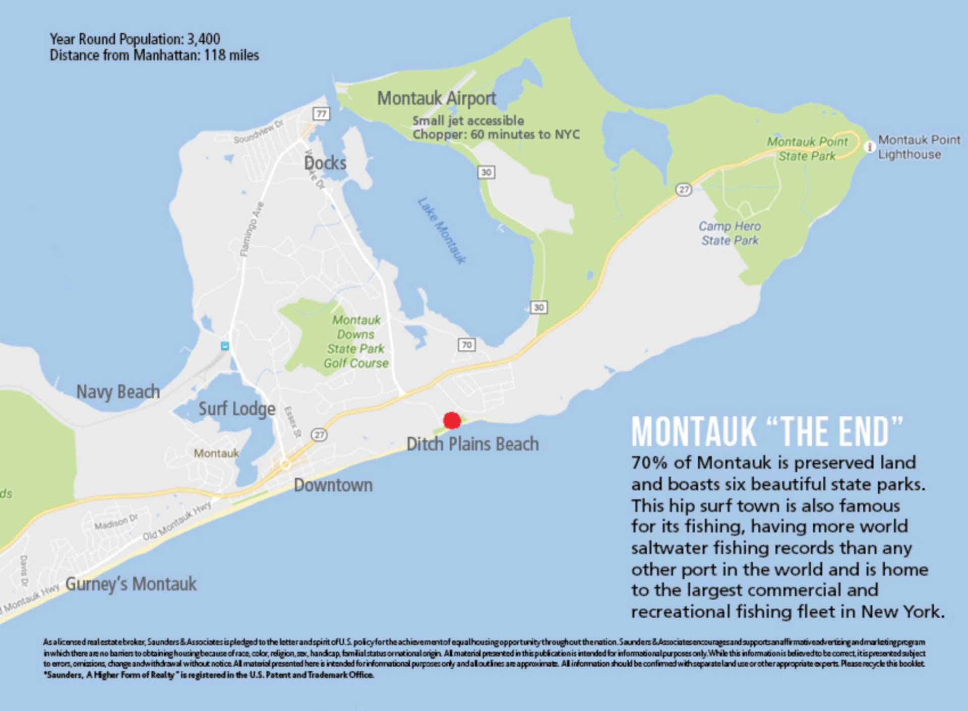 Additional photo for property listing at Montauk Colony Build-To-Suit 40 Deforest Road,  Montauk, New York