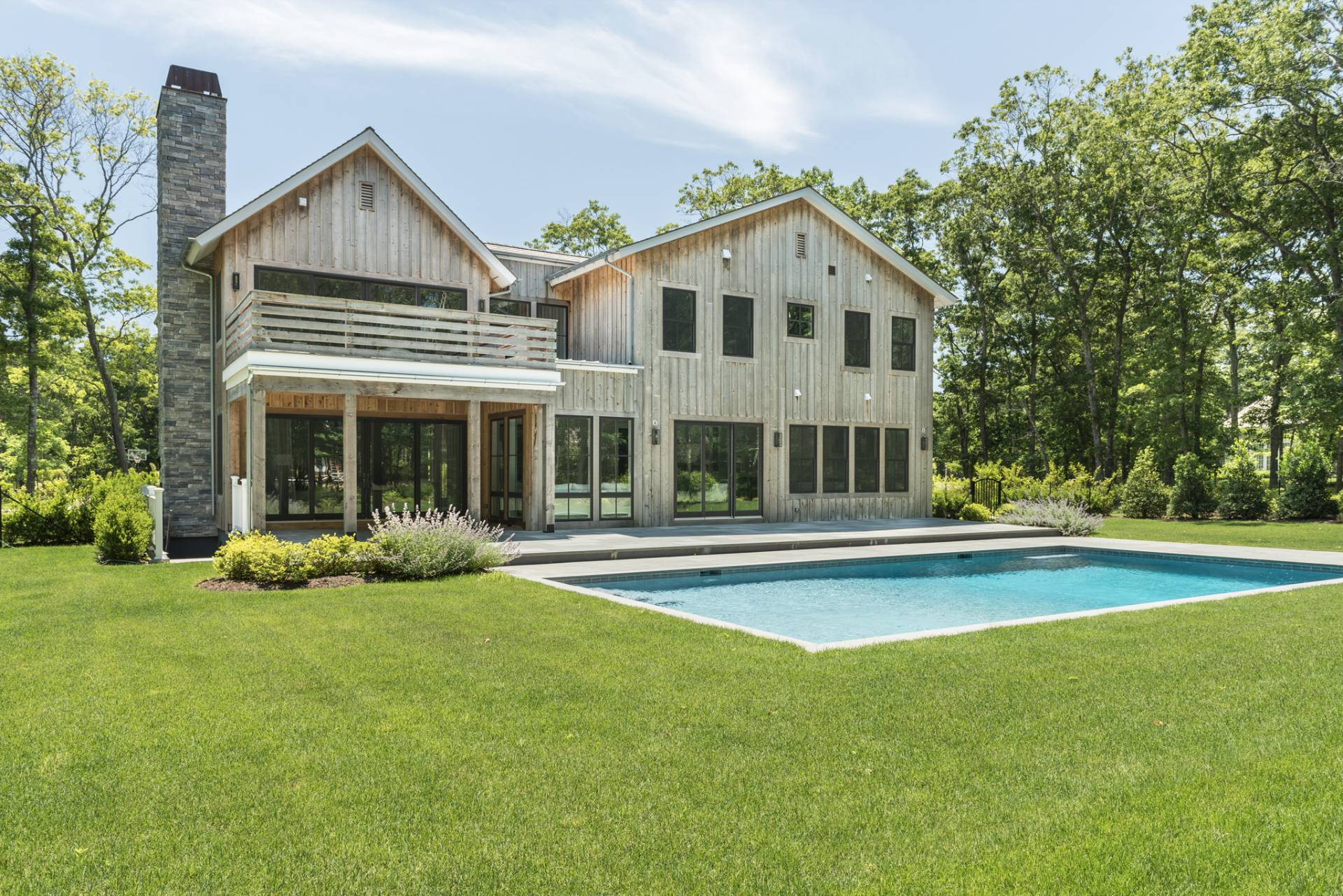 Single Family Home for Sale at The Mecox Barn: New Construction At Barn & Vine, Bridgehampton 64 Birchwood Lane (Lot 29, Mecox Barn), Bridgehampton, New York
