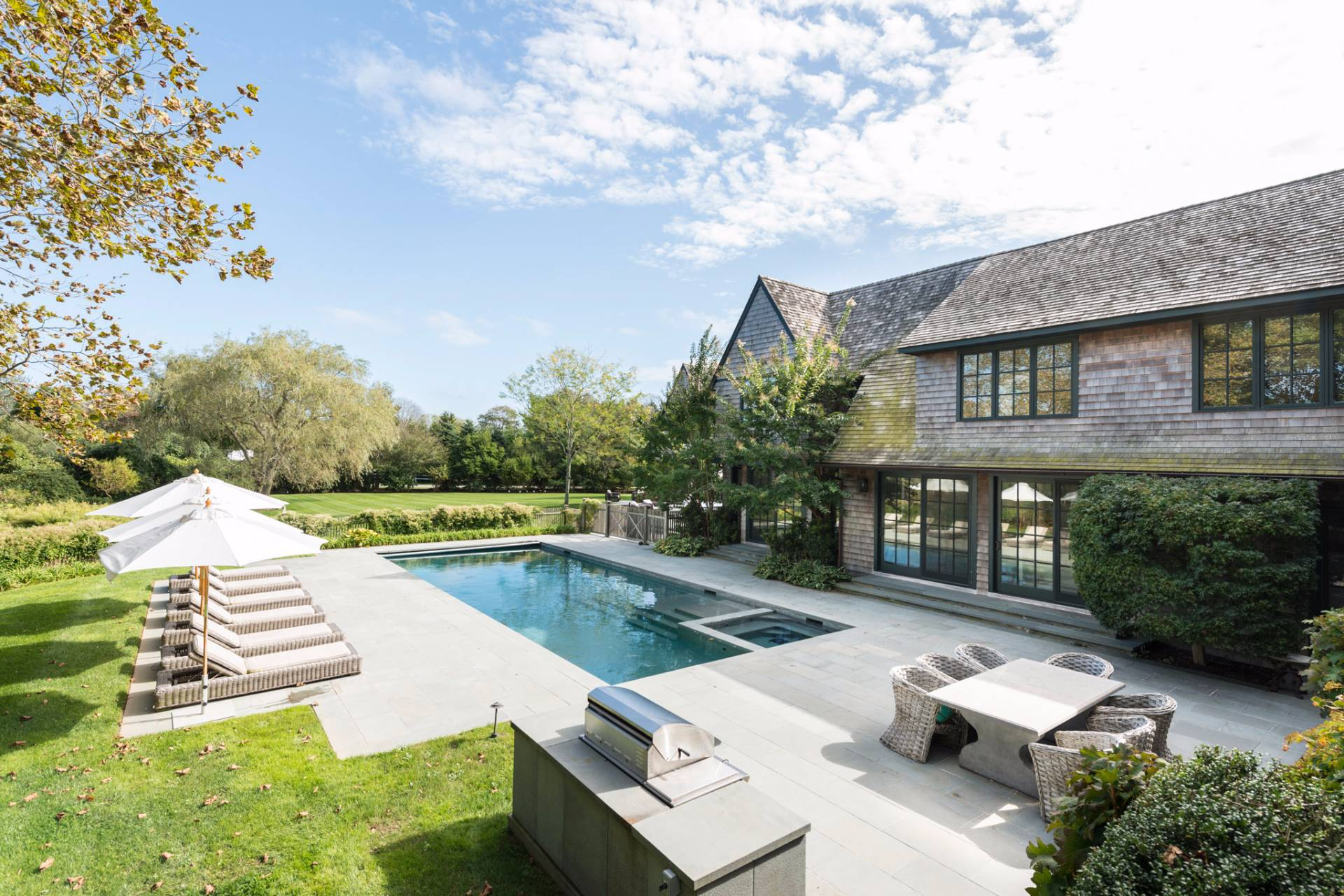 Additional photo for property listing at Exceptional Sagaponack Estate  萨加波纳克, 纽约州