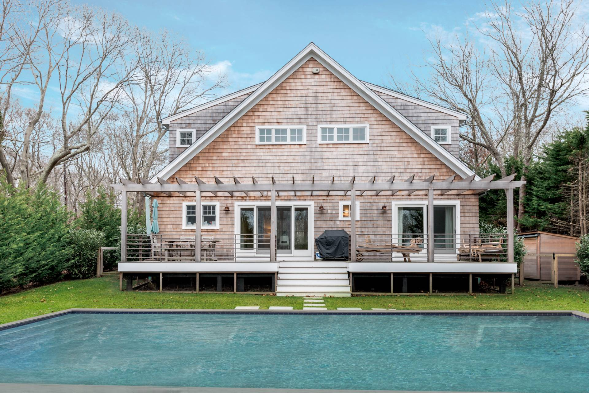 Single Family Home for Sale at Builder's Own - Custom Construction 21 Richards Drive, Sag Harbor, New York