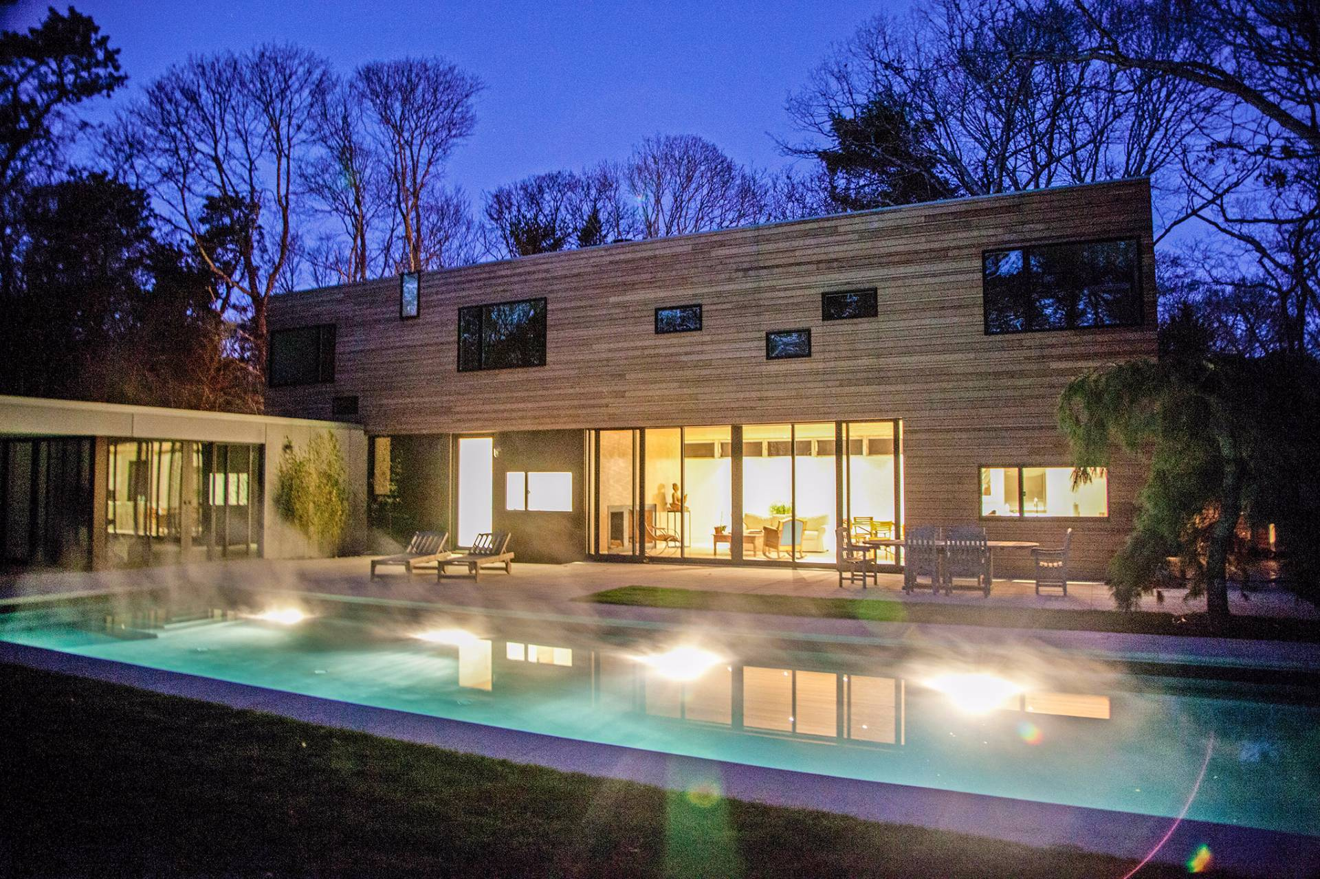 Additional photo for property listing at Modern Magic  Wainscott, Nueva York