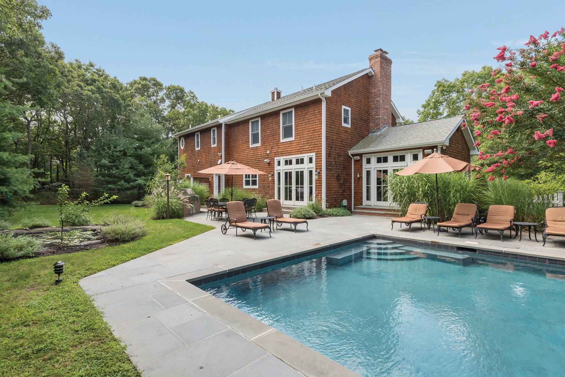 Single Family Home for Sale at Beautifully Sited And Constructed Home - Hands Creek Farm 2 Trails End Road, East Hampton, New York