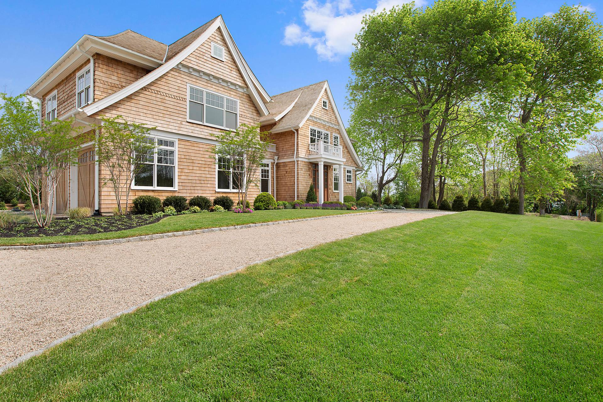 Single Family Home for Sale at Village Estate 8 Allen Court, Southampton, New York