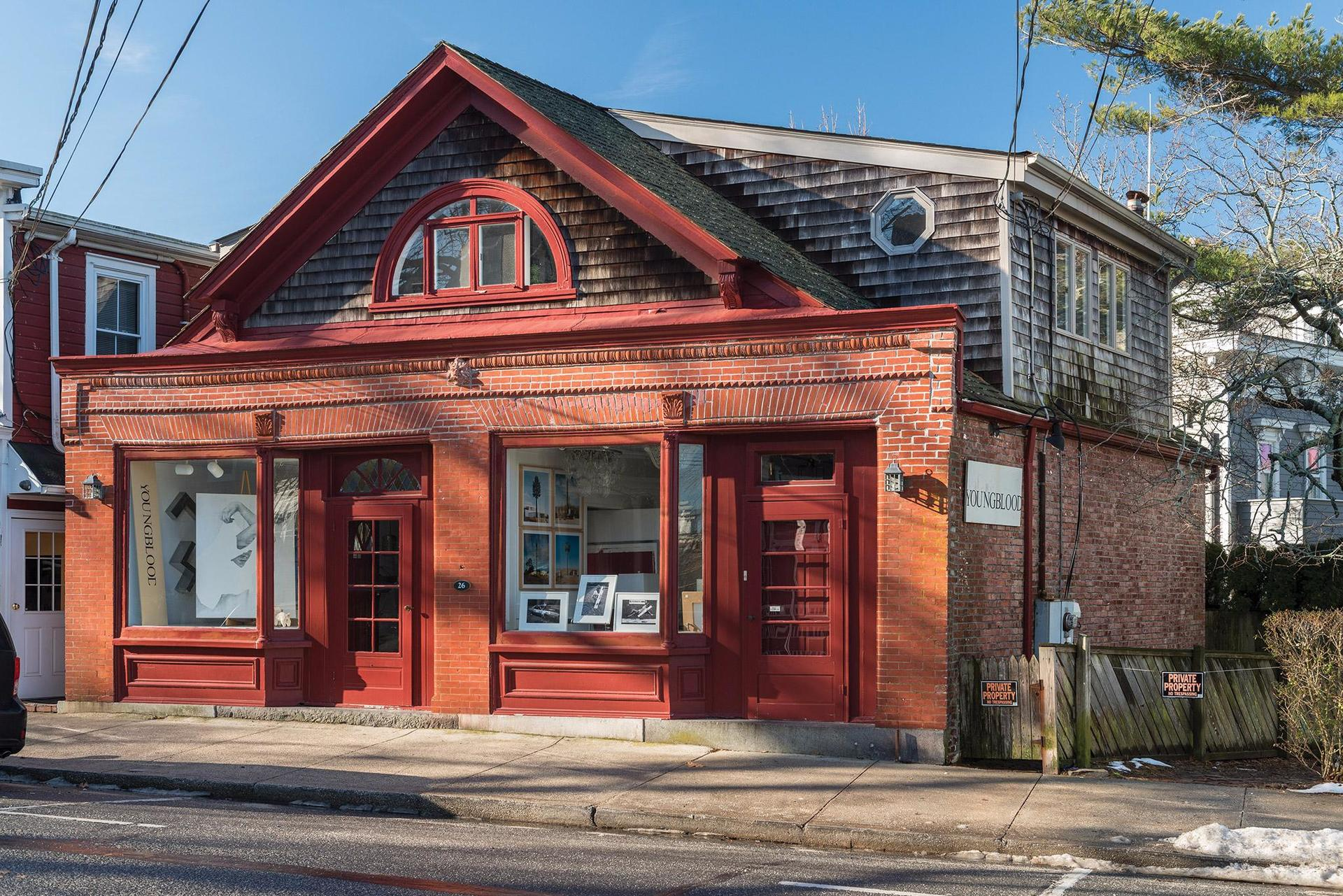 Commercial for Sale at Sag Harbor Village Commercial Opportunity 26 Madison Street, Sag Harbor, New York