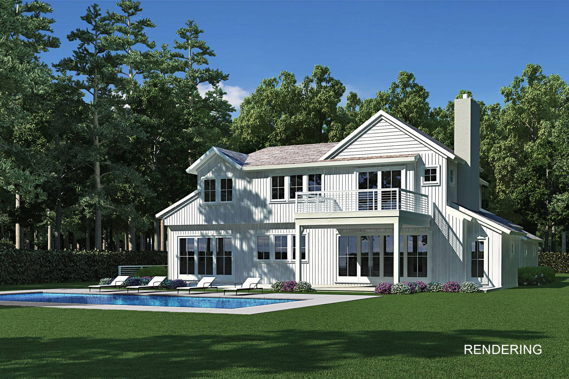Single Family Home for Sale at New Build To Suit- Amagansett South Amagansett, New York