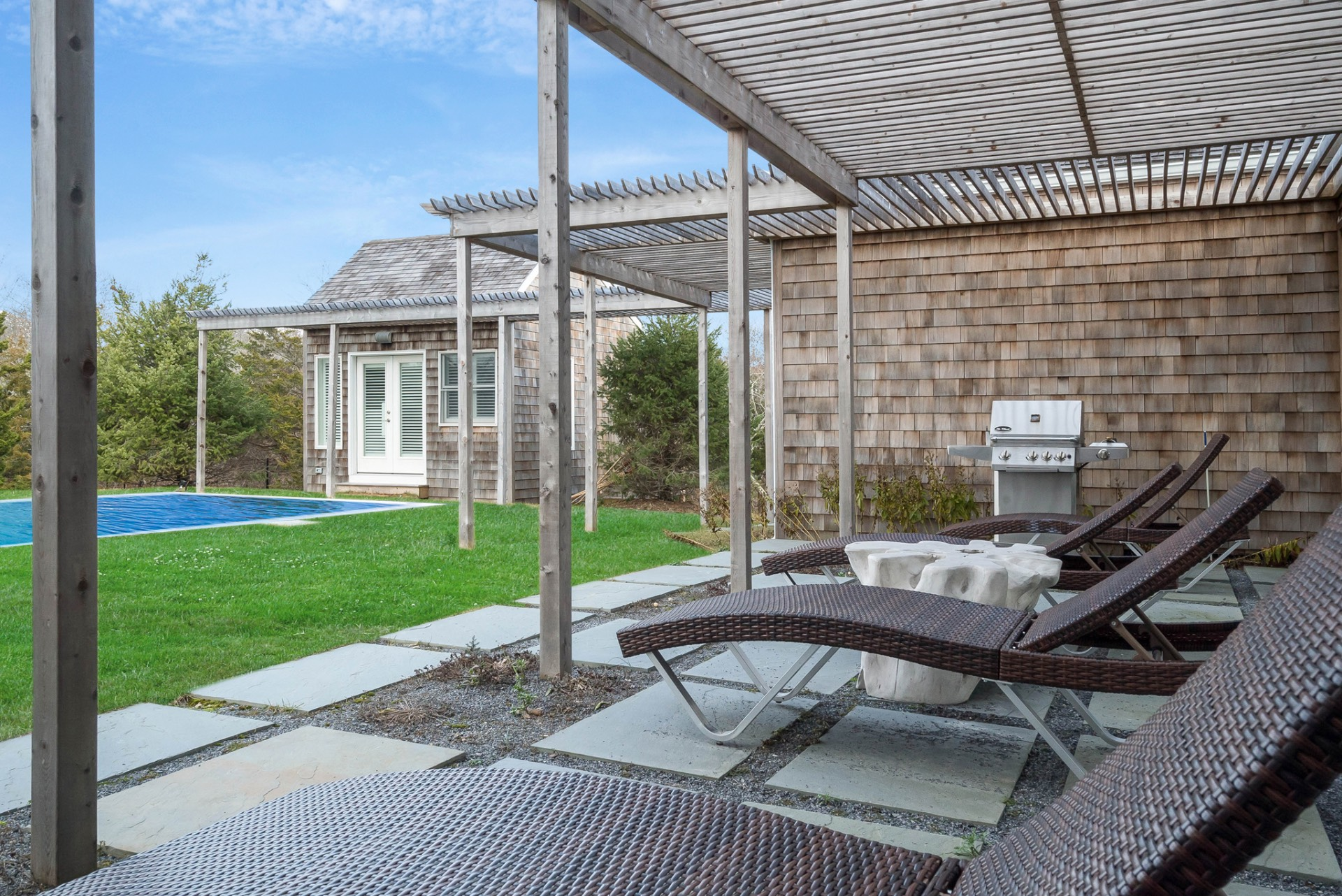 Additional photo for property listing at Amagansett Summer  Amagansett, Nueva York