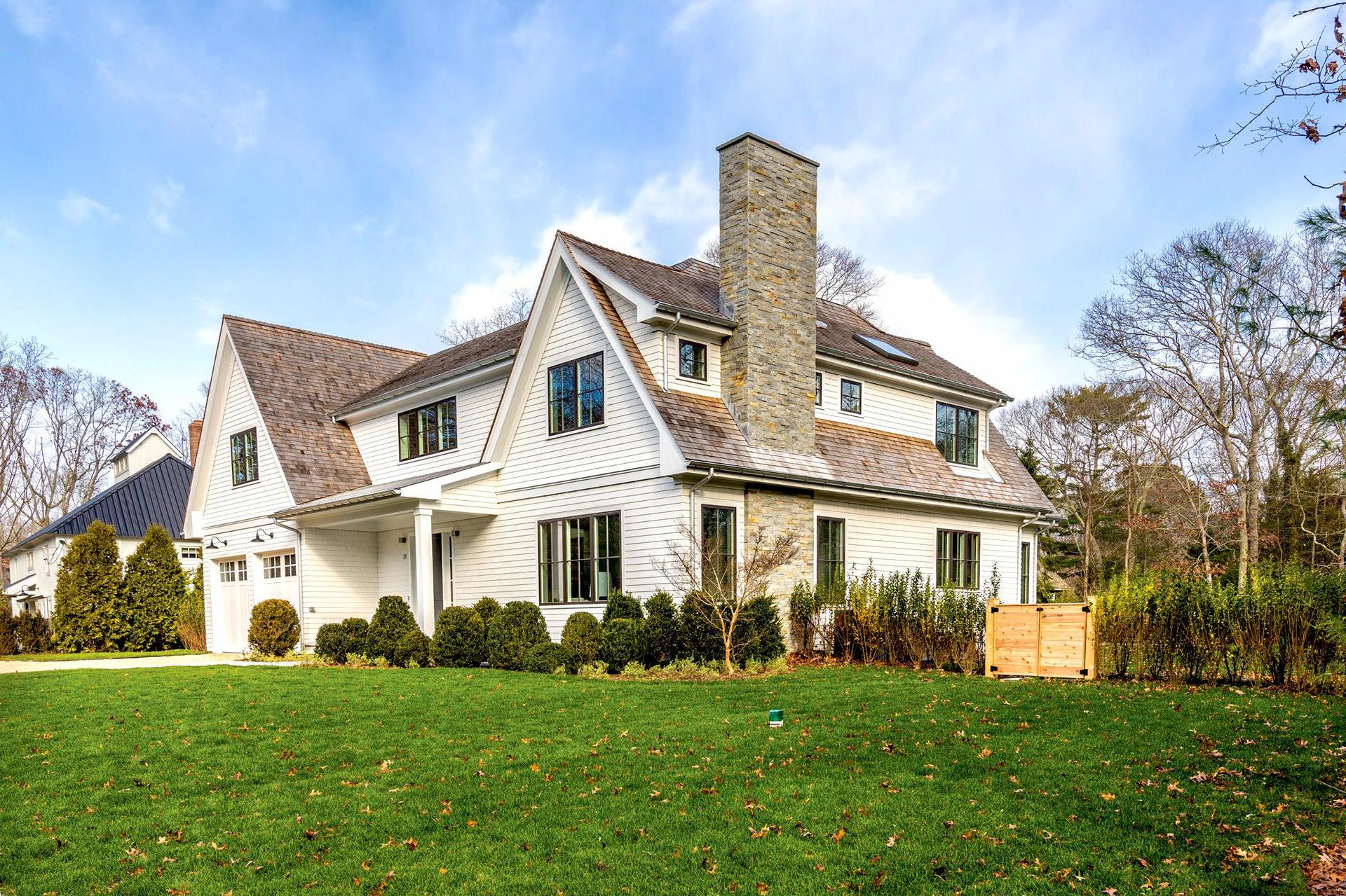 Single Family Home for Sale at Wainscott South New Construction With Pool 71 Westwood Road, Wainscott, New York